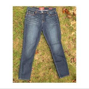 Lucky Brand Jeans Sofia skinny size 16/33